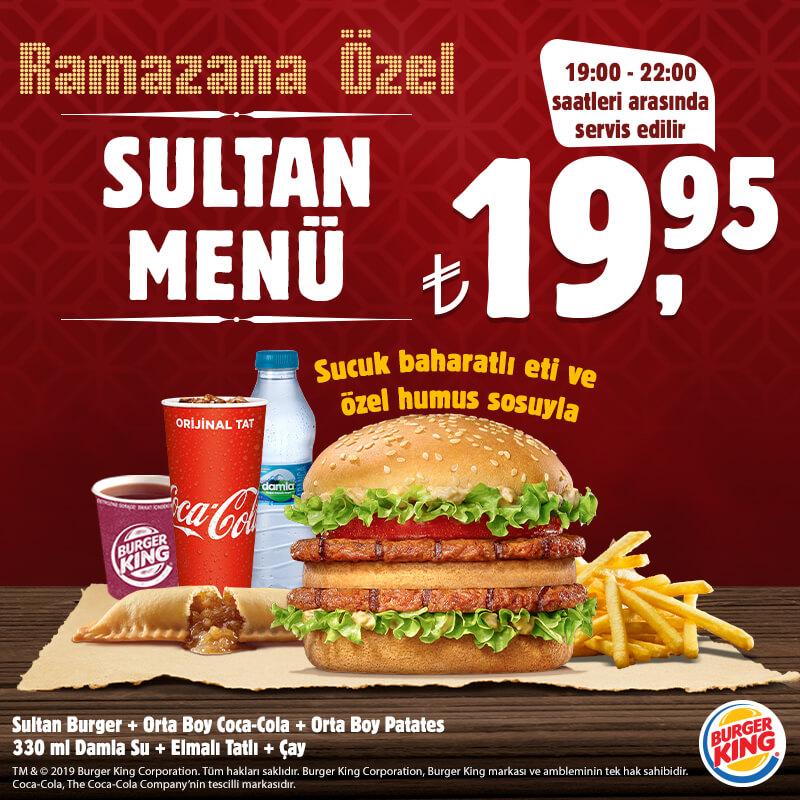 Sultan Menü
