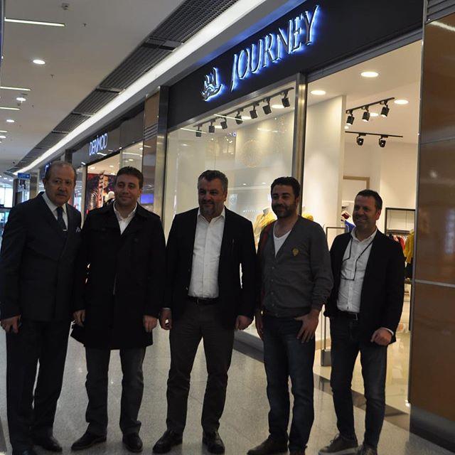 15.03.2019 Journey Mağazası Yenilendi!