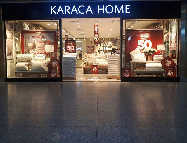 05.02.2019 Karaca Home Mağazası Açıldı!