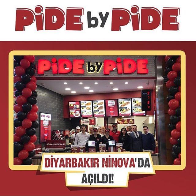 29.03.2019 Pide by Pide Mağazası Açıldı!