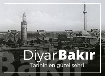 Diyarbakır'ın Tarihi